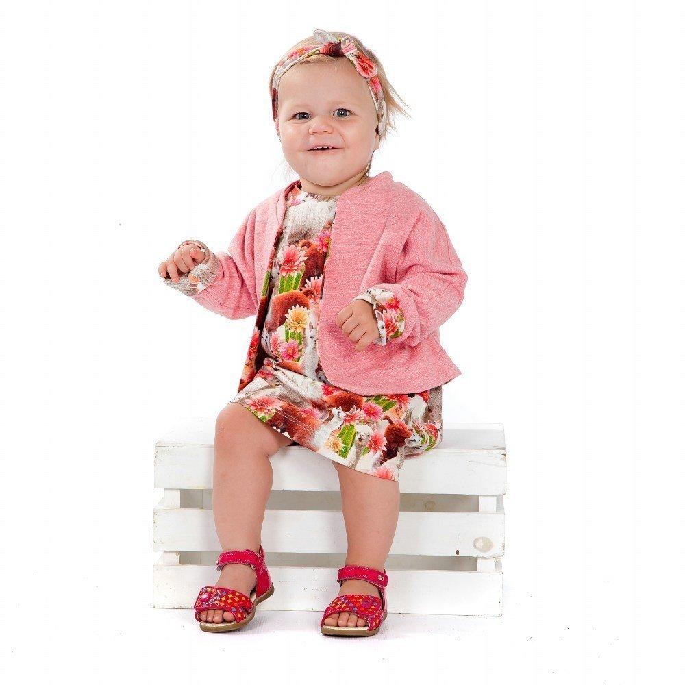 set-kleurrijk-vestje-jurkje-haarband