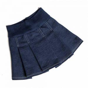 jeans-rokje-donkerblauw-plooitjes