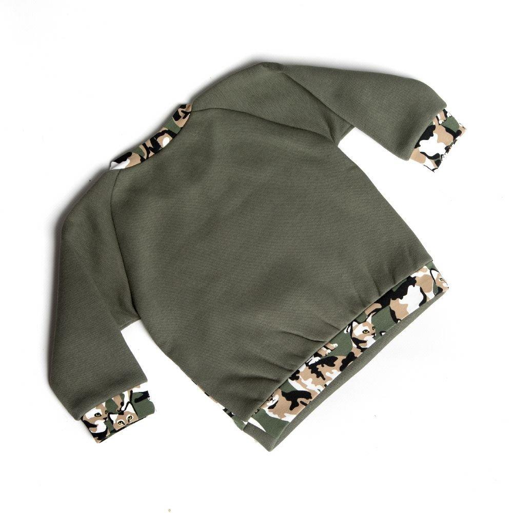 baby-jongen-kaki-sweater-camouflage