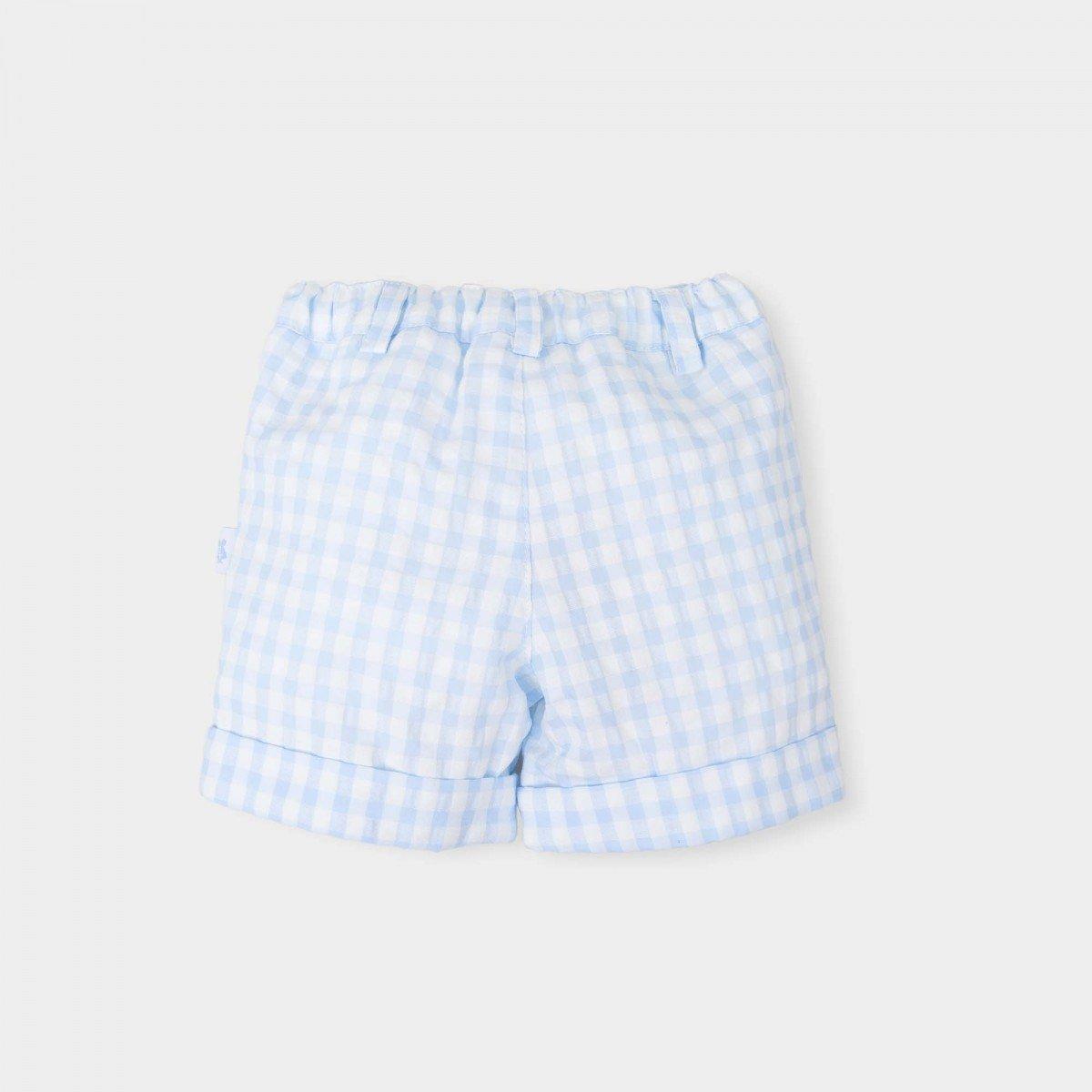 jongen-short-lichtblauw-geruit