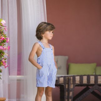 boy-short-salopette-blue-white-striped