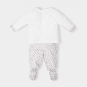 twee-delige-wit-pyjama-motief-grijs
