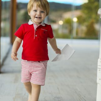baby-short-pleated-red-white-striped