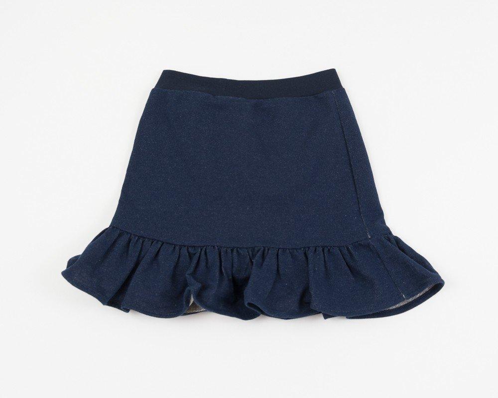 rokje-donkerblauwe-jeans-elastische-taille