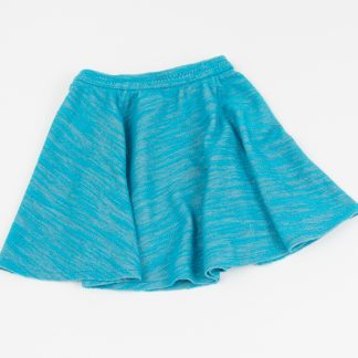 girls-skirt-turquoise