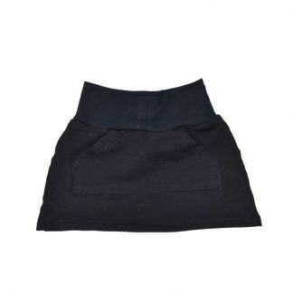 skirt-with-white-stripe-on-the-side