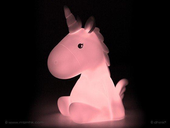 """nachtlampje-eenhoorn-pink"""""""