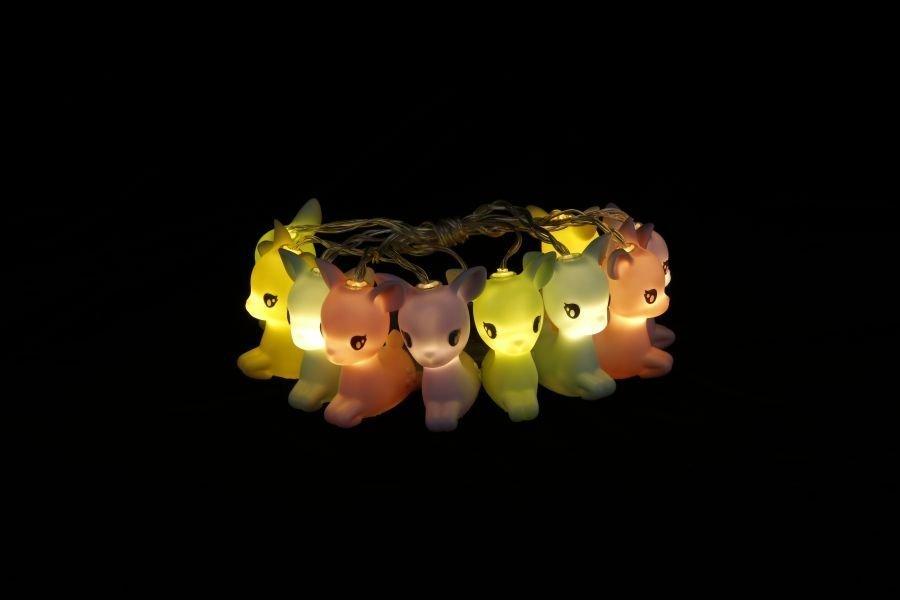 lichtsnoer-springhert-bambi