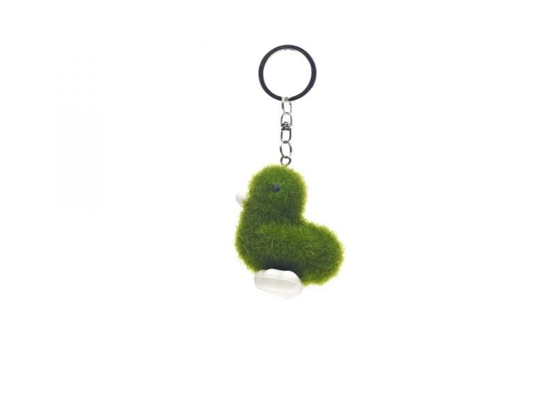sleutelhanger-grass-eendje