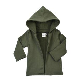 comfortabele-hoodie-vestje-khaki