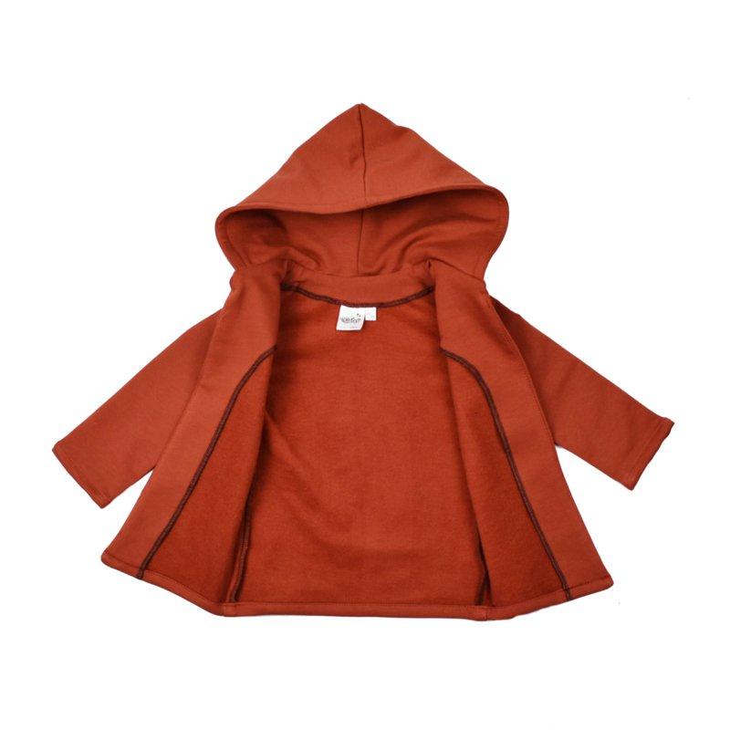 comfortabele-hoodie-vestje-terracotta-01