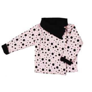 pink kort jasje