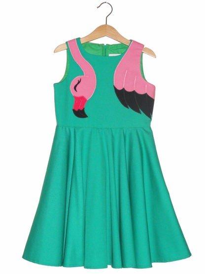 swan-green-dress
