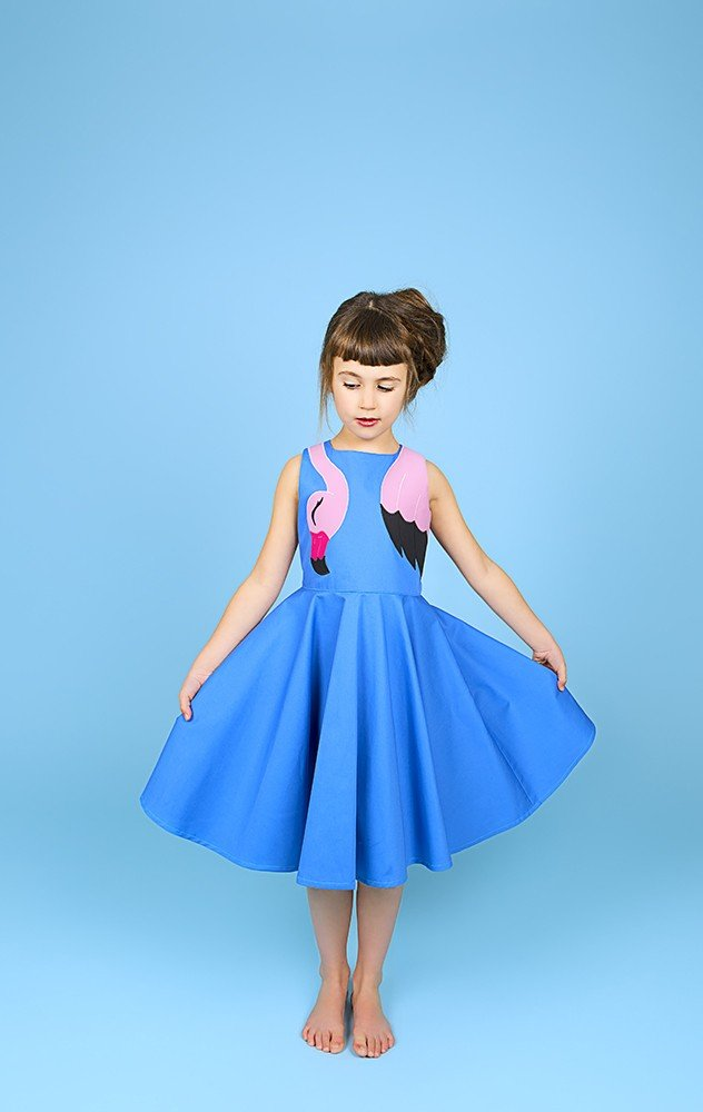 swan-ice-blue-dress