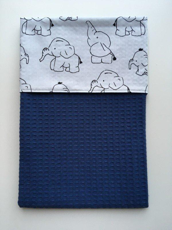 baby-wieg-dekentje-blue-elephant