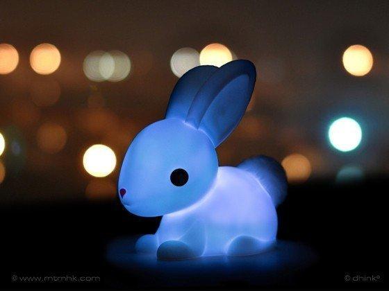 nachtlampje-bunny-pink