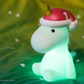 "Nachtlampje ""Xmas Unicorn"""