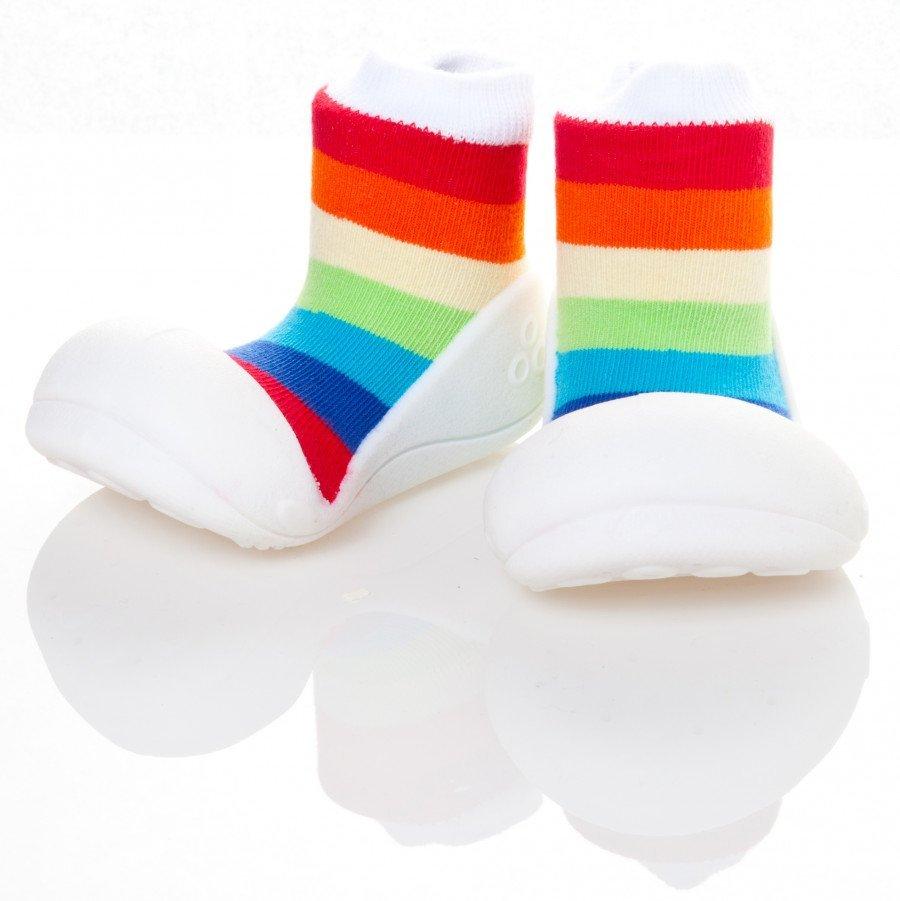 kinderschoentjes-rainbow-wit